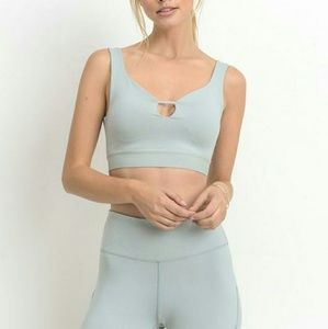 Other - Cutest Sports Bra ever in Spring seasons it color!